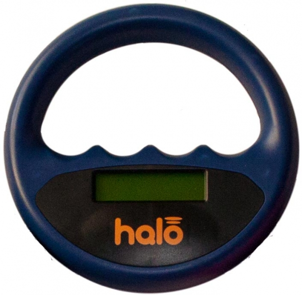 Halo Animal Chip Reader Microchip Reader Blue